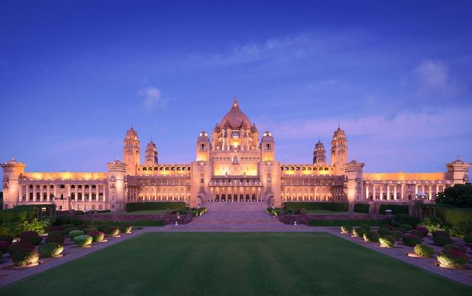 Umaid Bhawan Palace Rajasthan