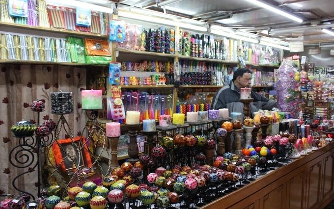Shopping in Nainital