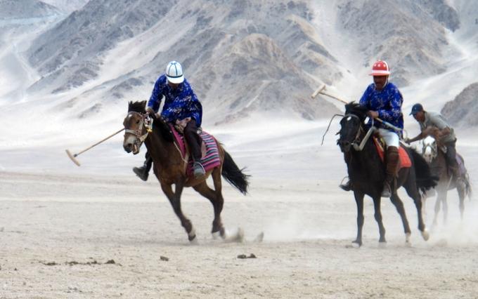 Ladakh Festival Polo