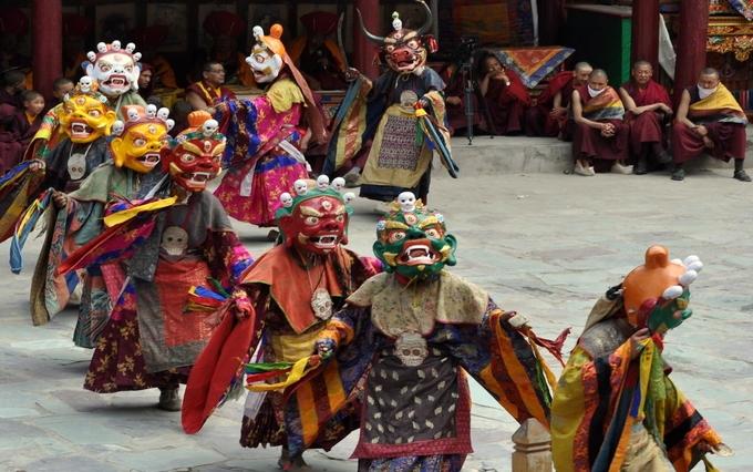 Heritage culture of ladakh - Music Concert