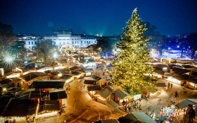 Best Christmas market in Austria