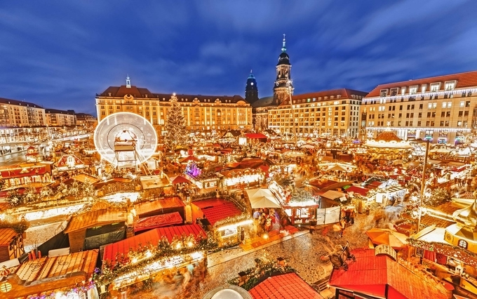 Best Christmas market in Vienna