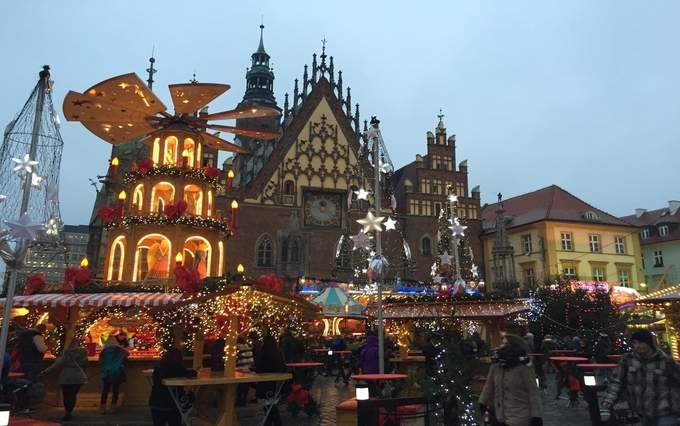 Best Christmas Market in Cologne