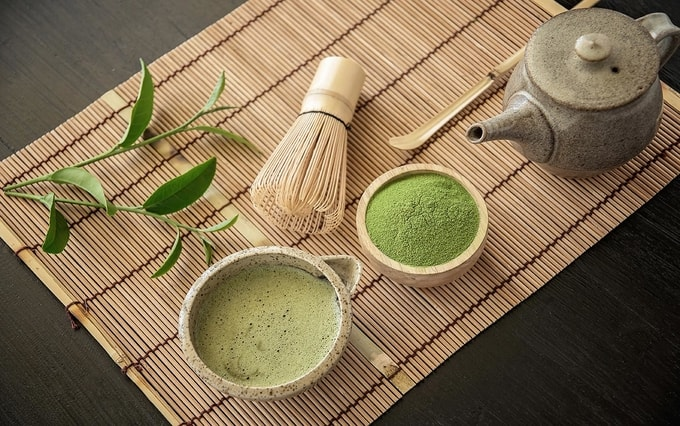 Japanese Matcha - Authentic Souvenirs from Around the World