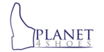Planet4shoes   new logo