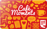 Cafe moments card