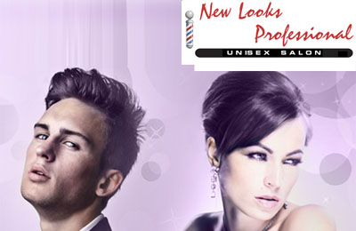 New looks professional unisex salon