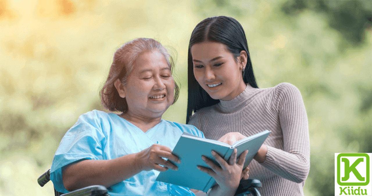 what are a senior caregiver's duties  kiidu