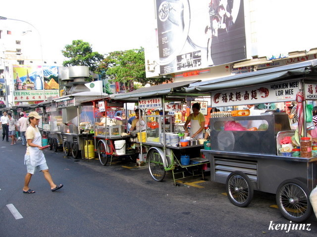 penang hawker food tour