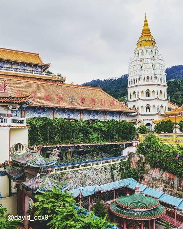Penang tour - Kek Lok Si Temple