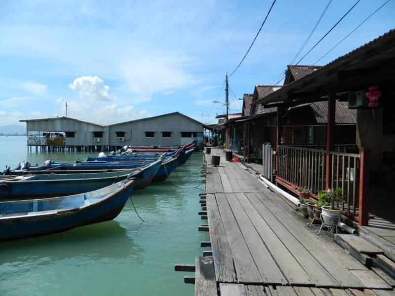 Penang tour - Chew Jetty