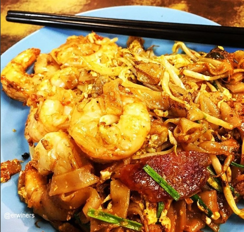 Food tour in Penang, Char Koay Teow