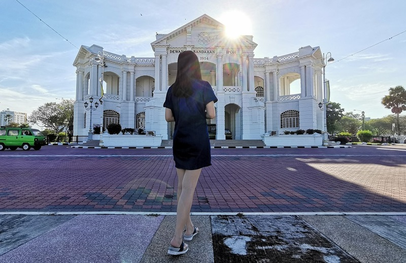 Ipoh Tour, Ipoh old town, private tour