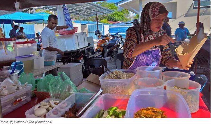 Penang Tanjung Tokong Ramadan Bazaar