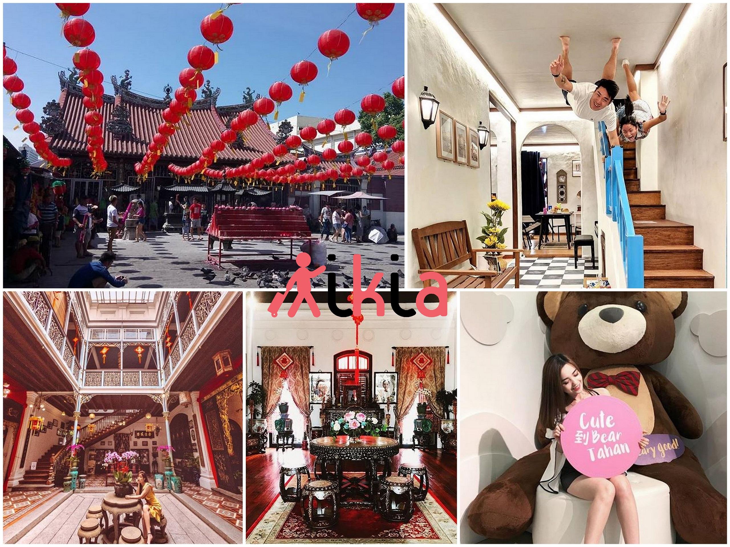 Penang tour  family tour  museum 2