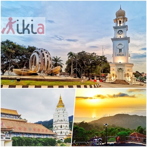 Penang tour  georgetown city  full day tour 1