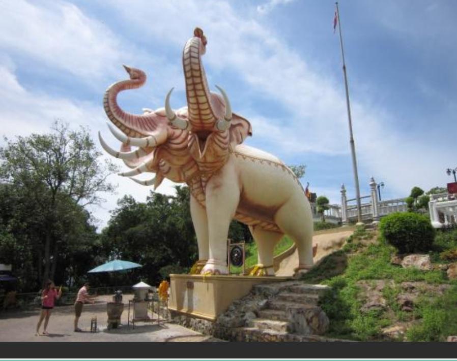 Hatyai tour  municipal park 2