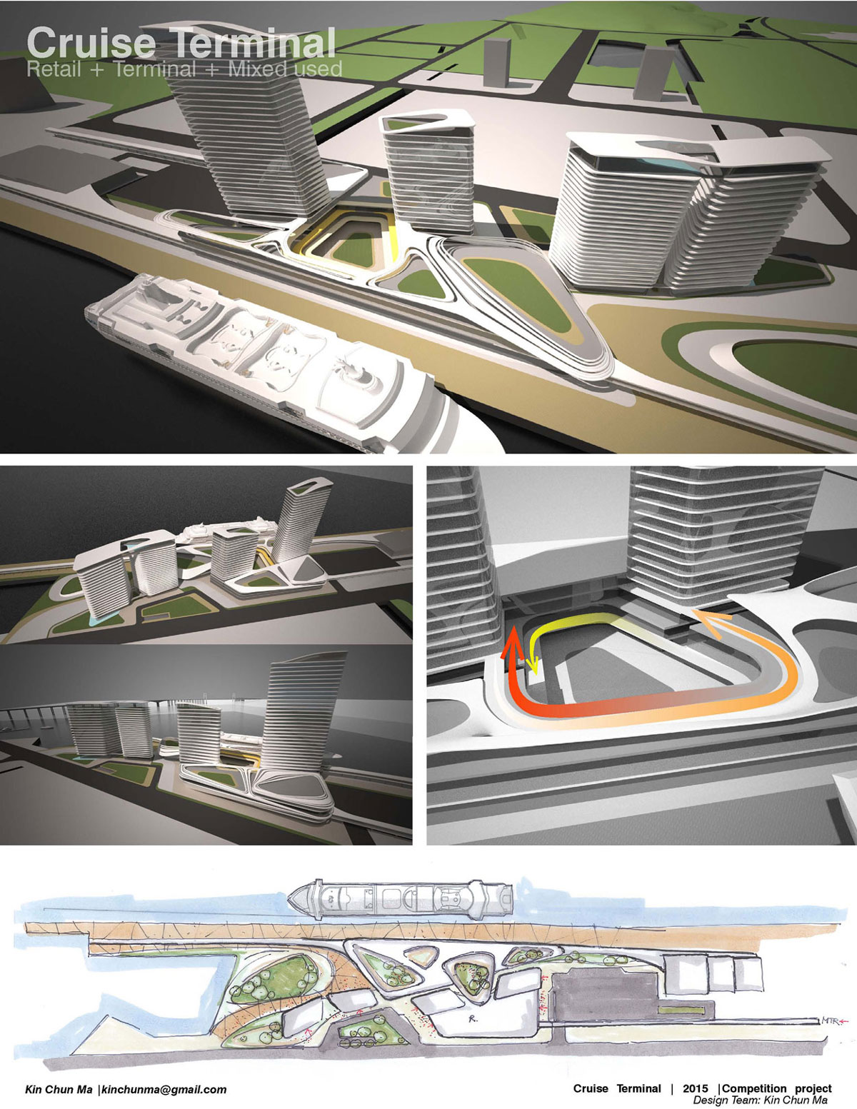 cruise terminal design thesis