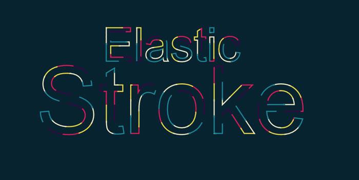 Elastic Stroke
