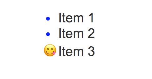 Marker đã có thể được target với CSS selector