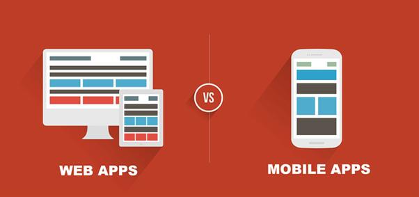 Cuộc chiến âm thầm giữ Web (app) và Mobile app