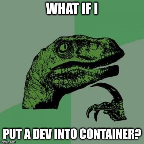 Container-native: developer 2019 có cần phải biết?
