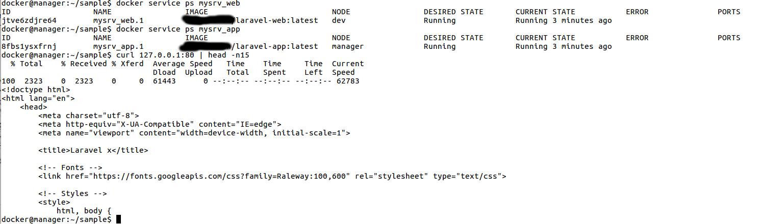 Deploy Laravel với Docker lên môi trường Production