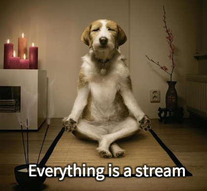 everything-is-a-stream
