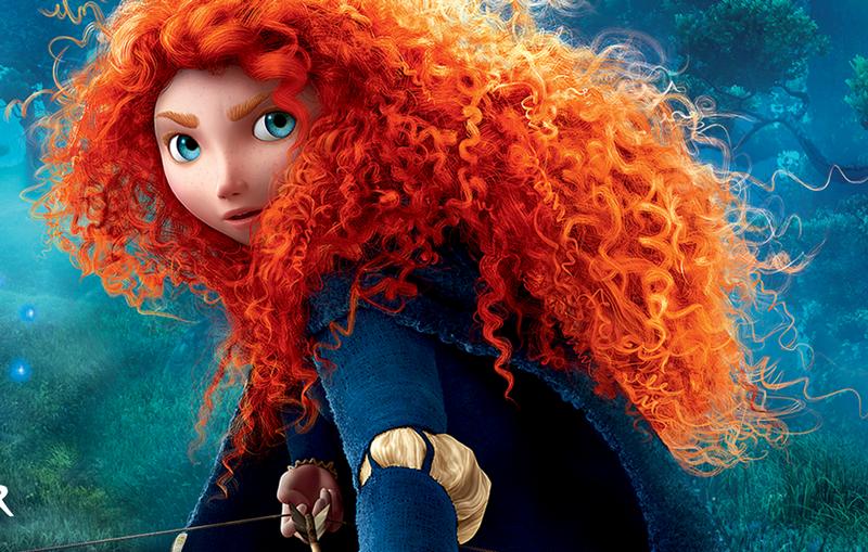 Ảnh gốc PNG của nàng công chúa tóc xù là 849KB