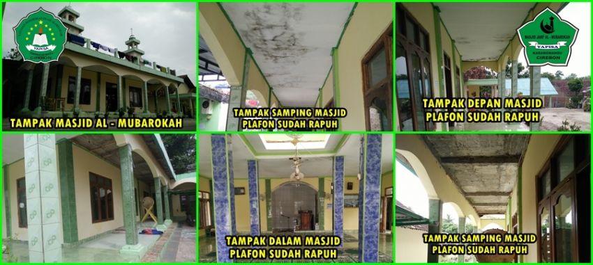 Foto Masjid Al - Mubarokah
