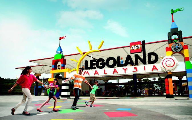 Johor | 1 Day Malaysia Legoland Theme Park Ticket Discount ...