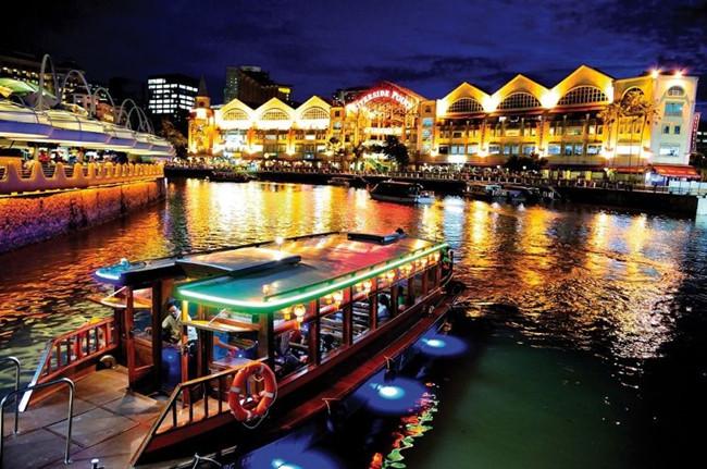 ผลการค้นหารูปภาพสำหรับ Singapore River Cruise singapore