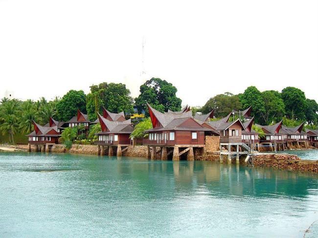 Batam Resort Villa