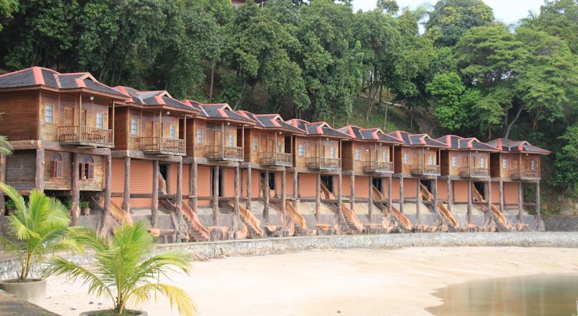 Batam Water Villa Resort