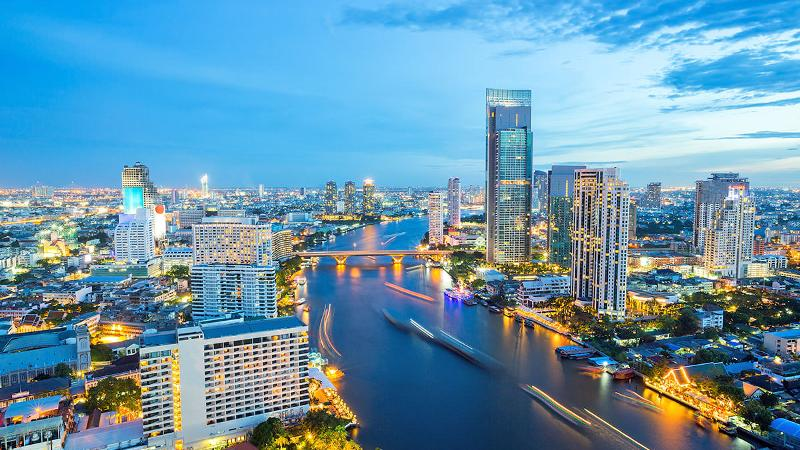 Singapore Airlines to Bangkok 4D3N Free & Easy Package