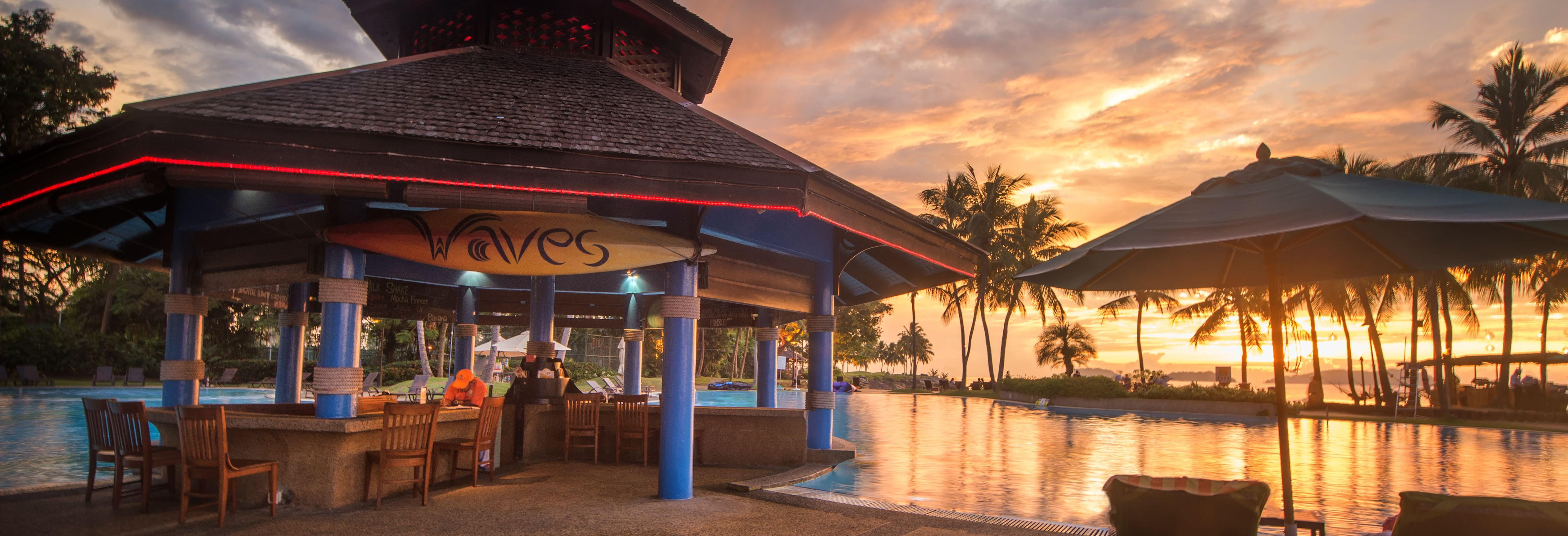 Sabah | The Pacific Sutera Hotel, Malaysia Discount Offer ...