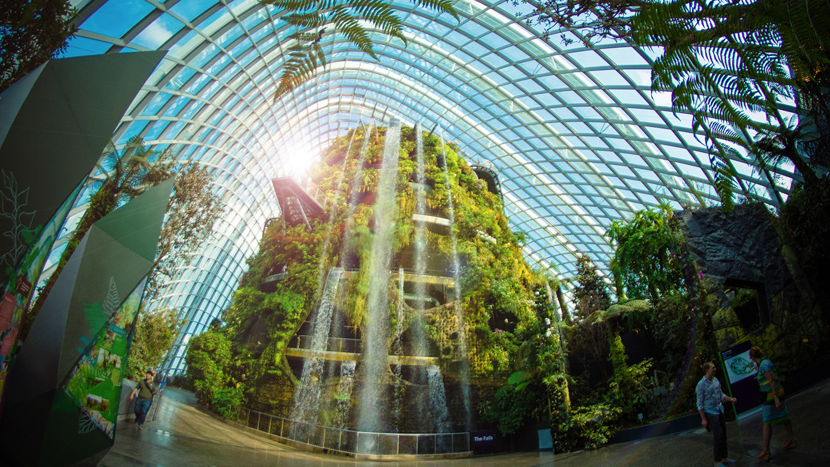 Image result for garden by the bay