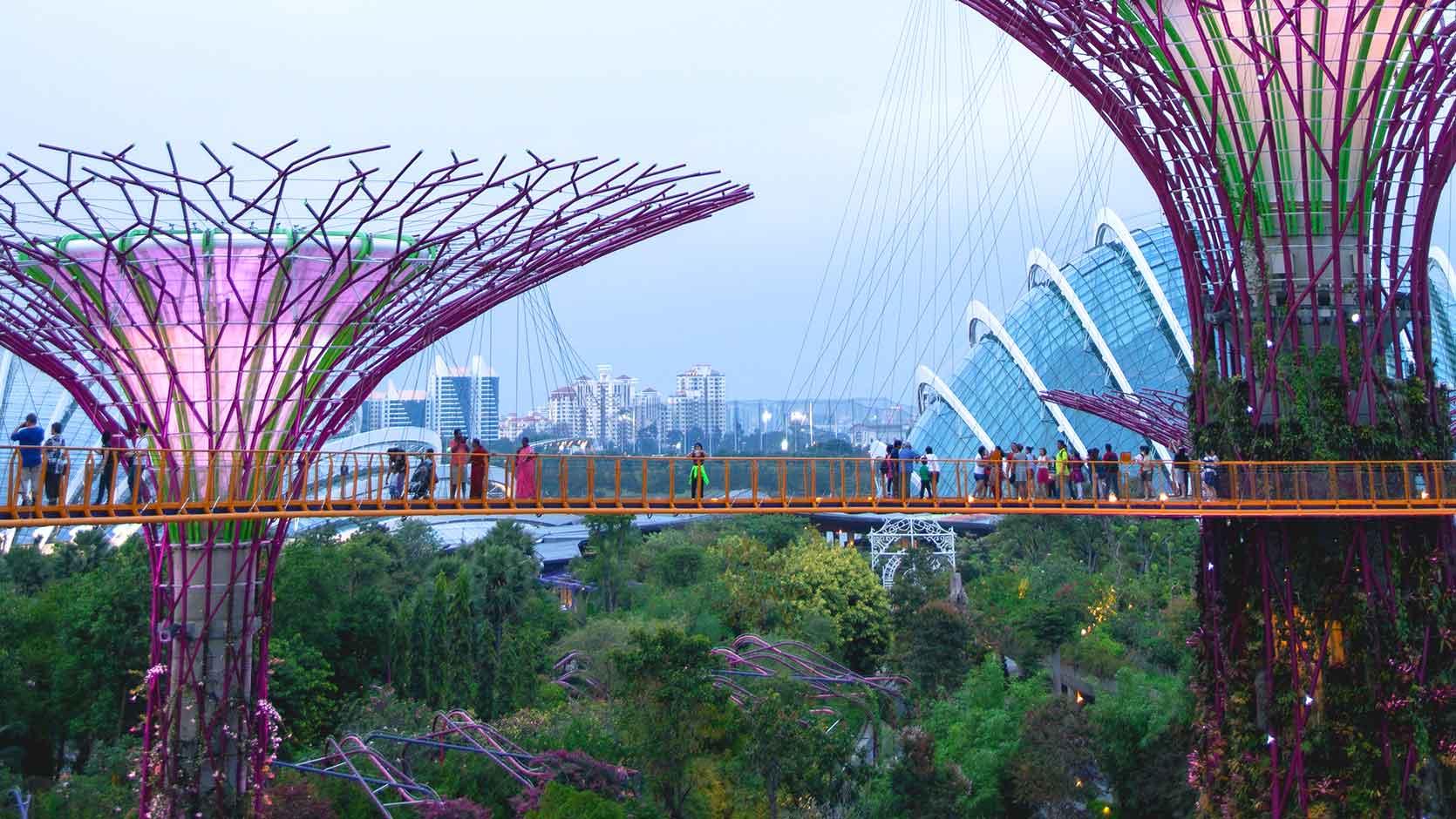 Top 50 Điểm Check In Siêu Đẹp, Ăn Uống Gía Siêu Rẻ Khi Du Lịch Singapore 3
