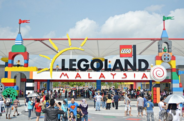 [Johor] LEGOLAND Malaysia Resort, Inclusive of Coach - See Your CHILDHOOD Dreams Come TRUE!