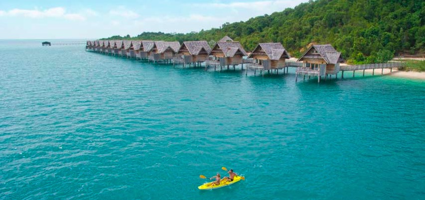 Batam | Telunas Private Island + Ferry + ALL Meals