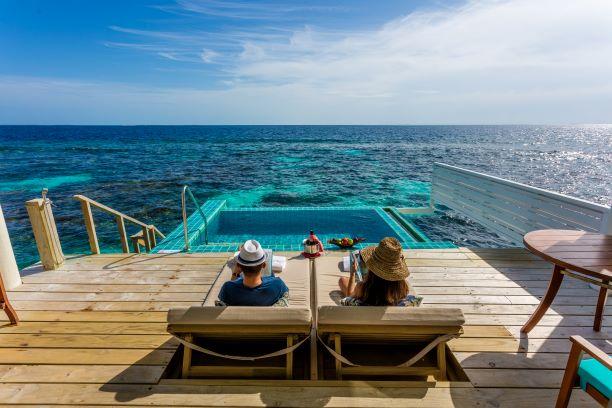 Maldives | 4D3N Centara Grand Island Resort & Spa Maldives