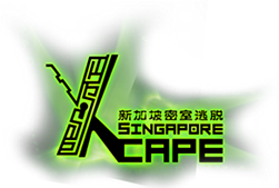 Xcape: Shanghai 1943 (Interactive Role Playing Game)