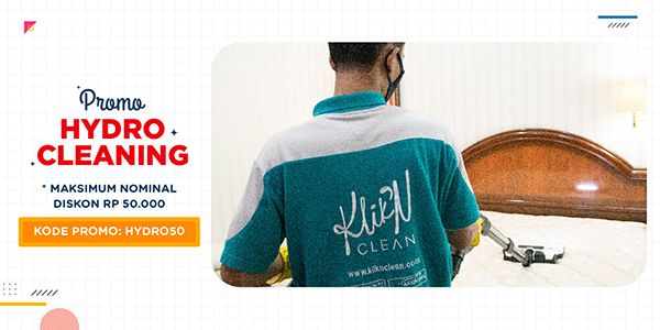 Promo Hydro Cleaning Oktober