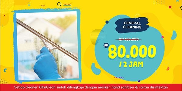 Promo General Cleaning
