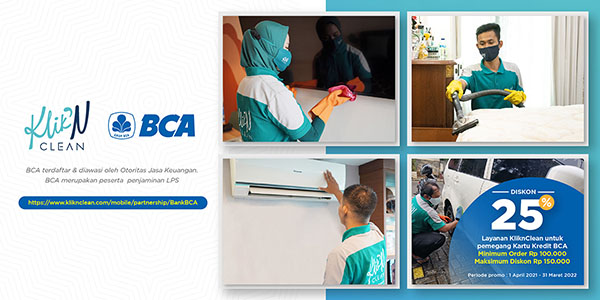 Promo Kartu Kredit Bank BCA