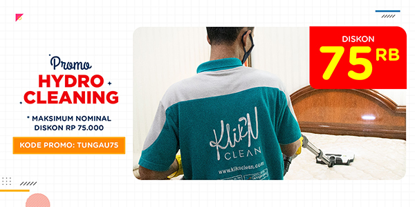 Promo Hydro Cleaning November