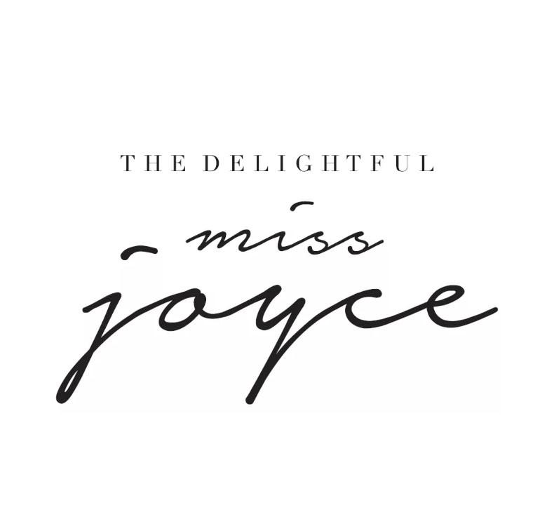The Delightful Miss Joyce