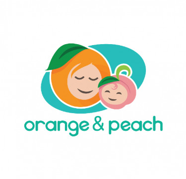 Orange & Peach