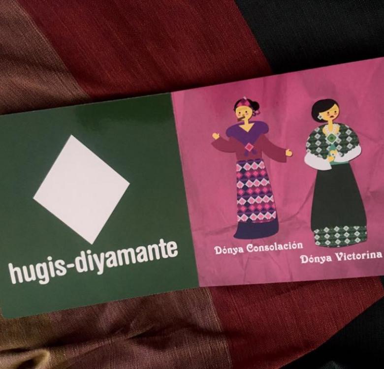 BuliLIT: Noli Me Tangere, Aklat ng Hugis (Board Book)