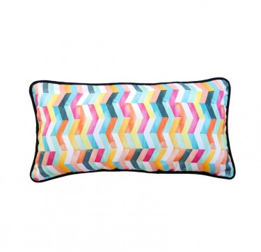 Sea Circus Lumbar Pillow Case